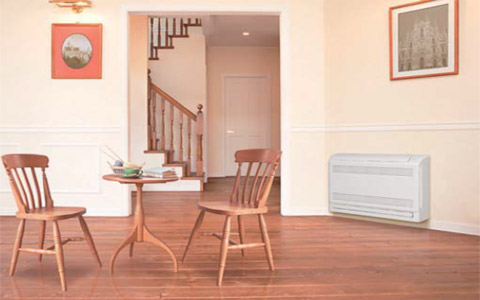 Howecool stylish modern air con heat pumps yorkshire